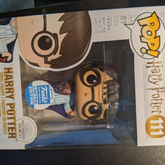 Pop! Harry Potter: Harry in Invisibility