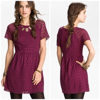 5df925b5 Free People Candy Woven Lace Dress