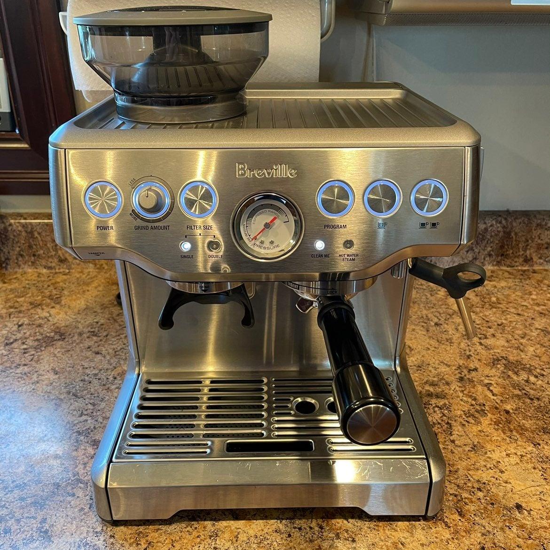 Breville espresso machine express BES870