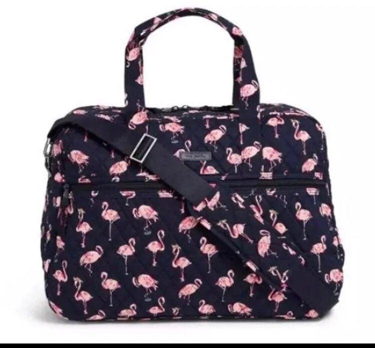Vera Med Travel Bag  Bundle Flamingo Fie