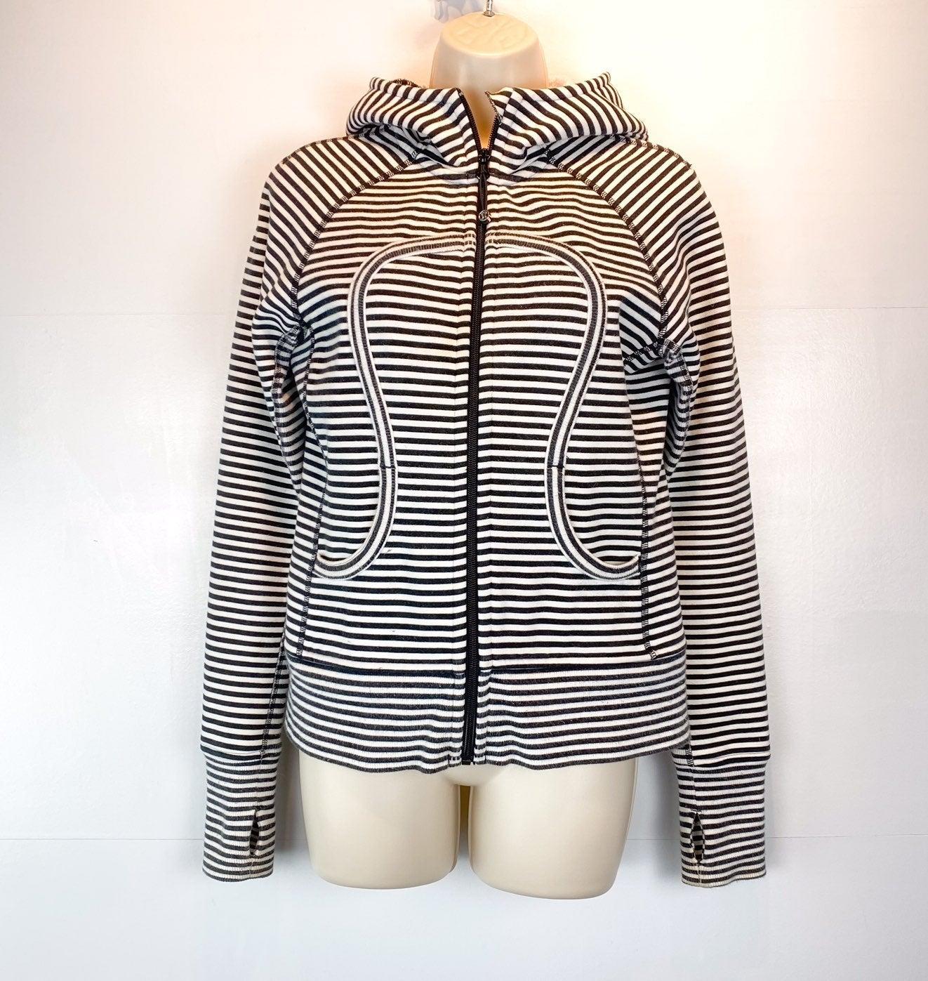 Lululemon movement jacket sz 4