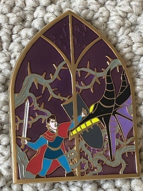 Sleeping Beauty Prince Phillip Pin
