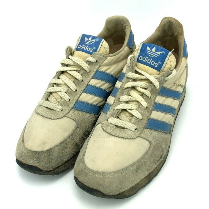 Vintage 80s Adidas Falmouth Womans Shoes