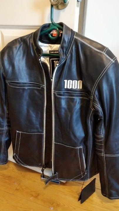 Icon 1000 The Hood motorcycle jacket