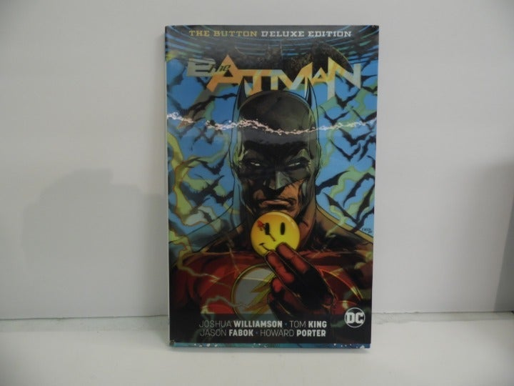 BATMAN/THE FLASH THE BUTTON DELUXE