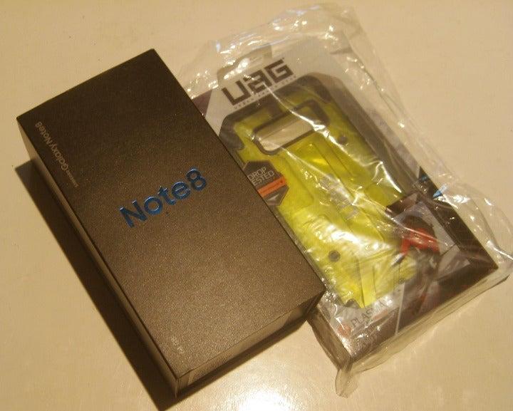 Unlocked AT&T Samsung  Note 8 SM-N950U