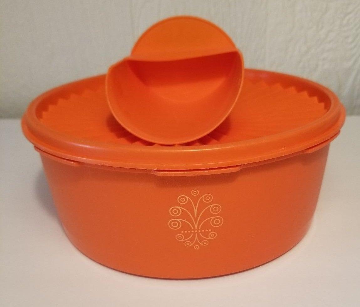 Vintage Tupperware Servier, Scoop