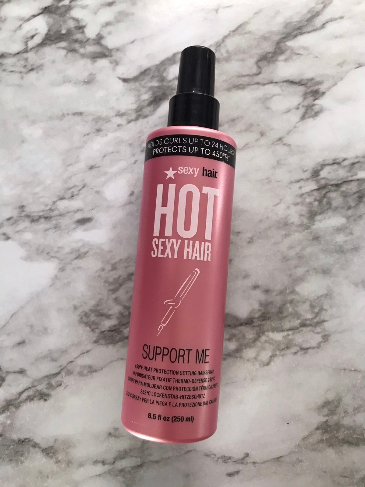 Sexy Hair Support Me Setting Hairspray