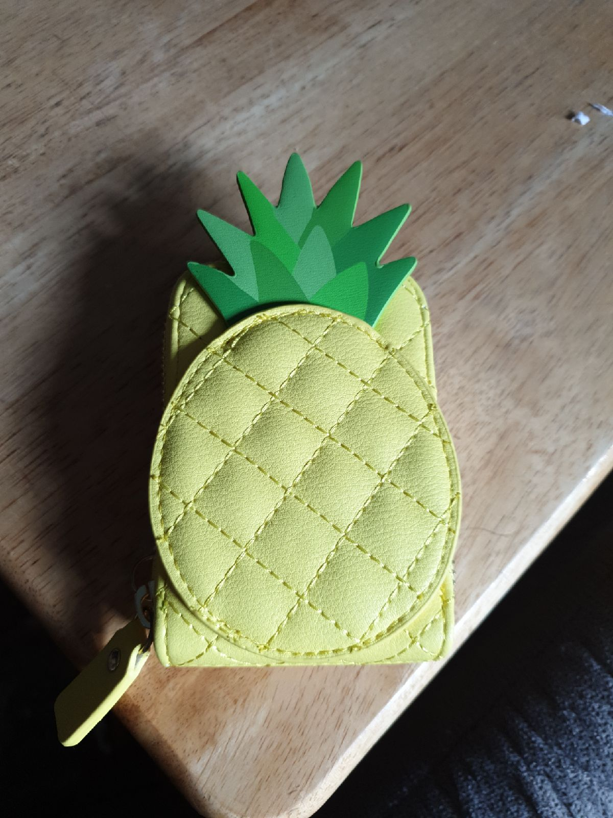 Loungefly pineapple wallet