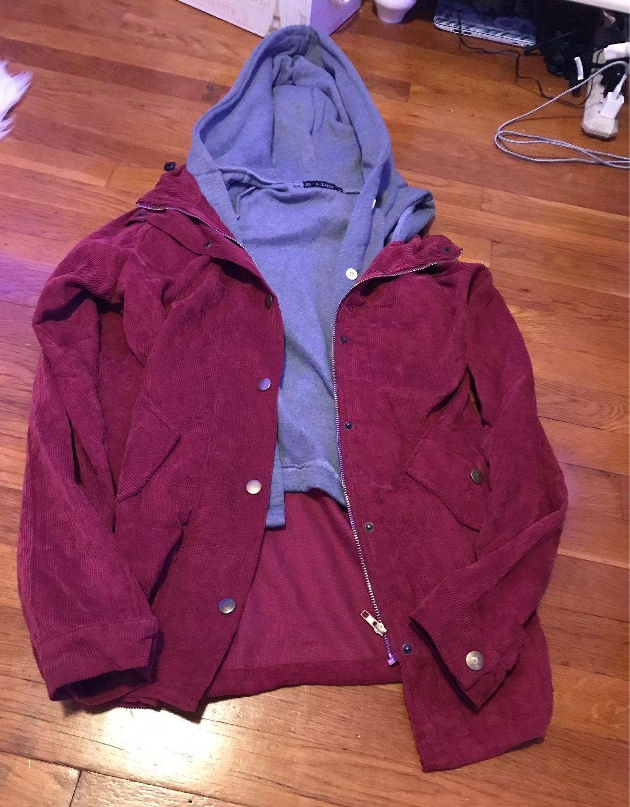 Zaful Jacket Size Medium