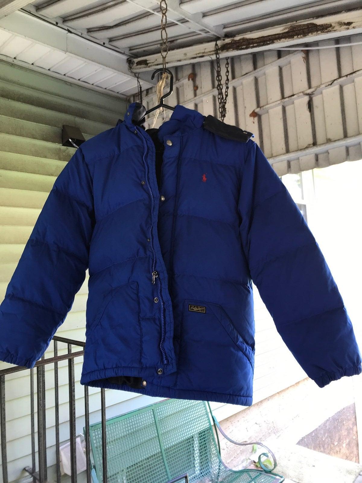 polo Ralph Lauren Kids Puffy Jacket