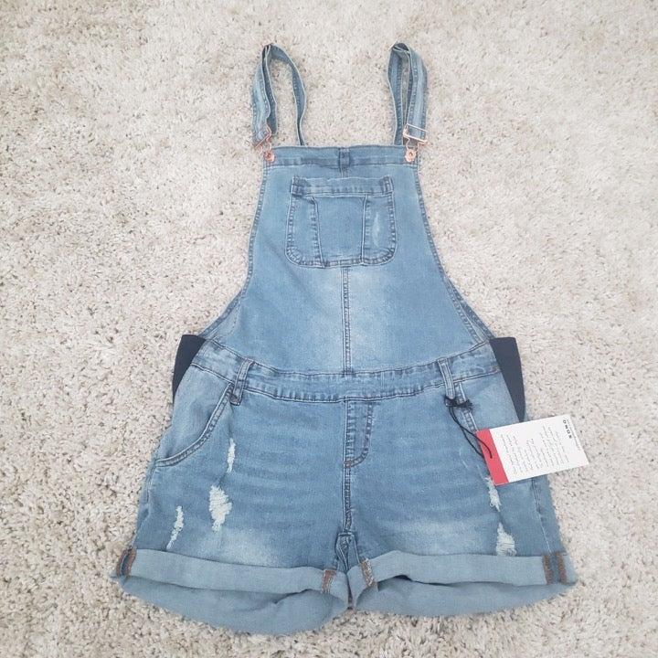 S.O.N.G. maternity short overalls (xL)