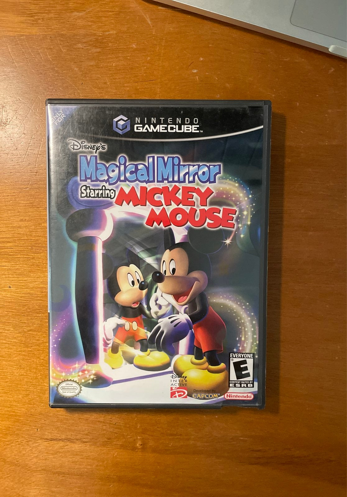 Magical mirror Mickey mouse gamecube