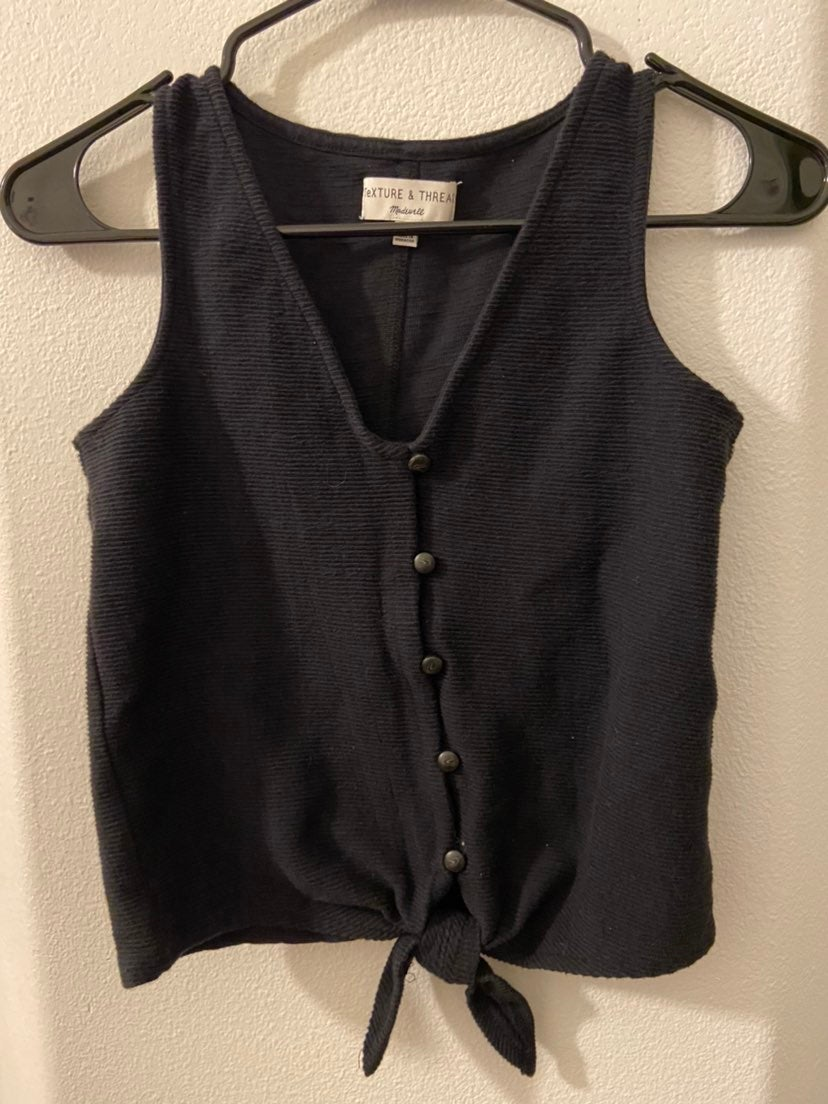 Madewell-XXS Top