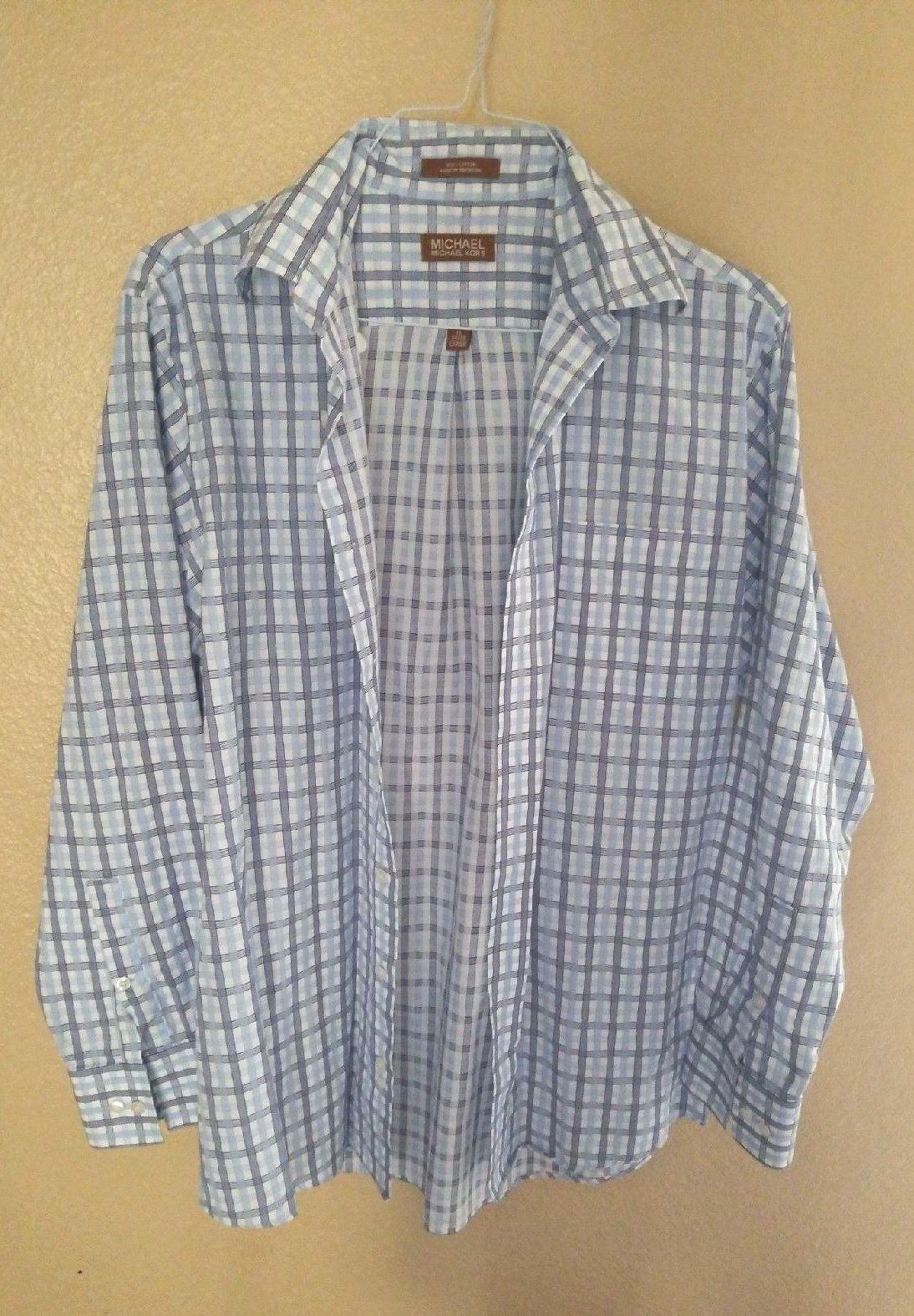 Michael Kors, IZOD dress shirt