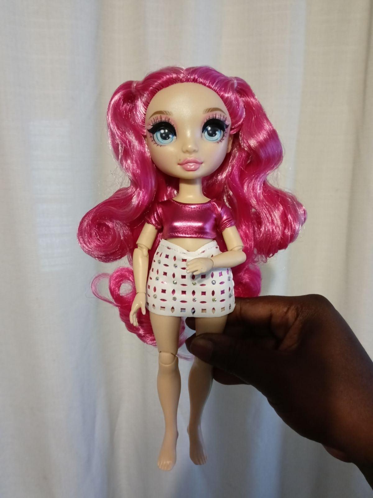 rainbow high doll