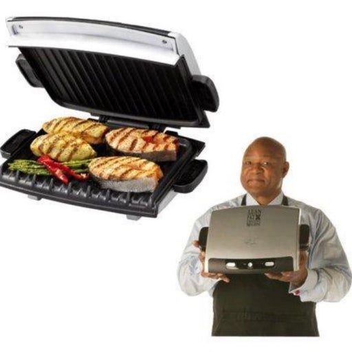 Large George Foreman indoor grill GRP99