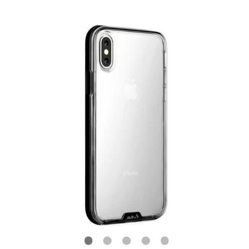 Clear Bumper Black Case Iphone X/XS