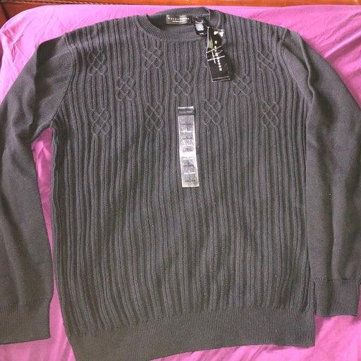 Crazy Horse Men's knit sweater L