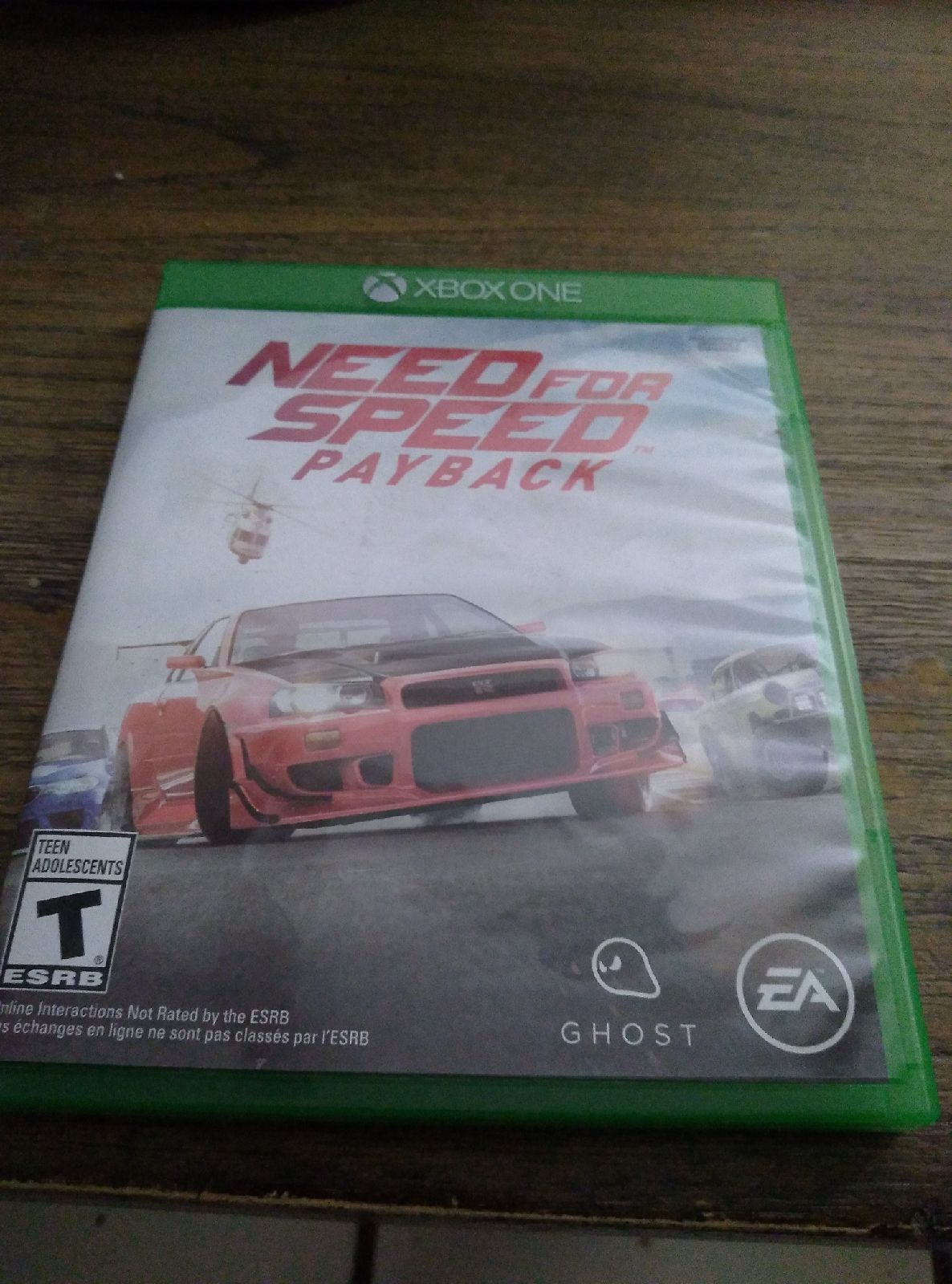 Need for speed (Xbox one game)