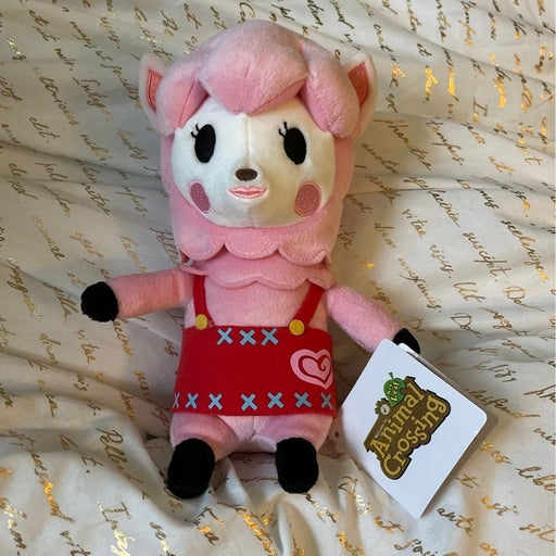 Animal Crossing Reese plush NWT