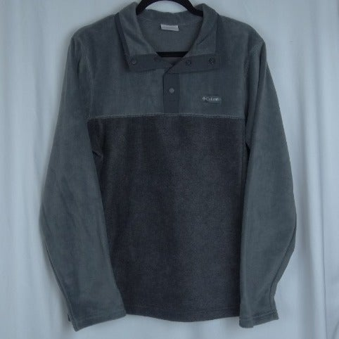 Columbia Sweatshirt Flattop Ridge Half