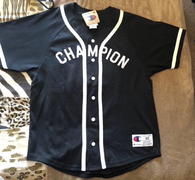 Champion Jersey NWT