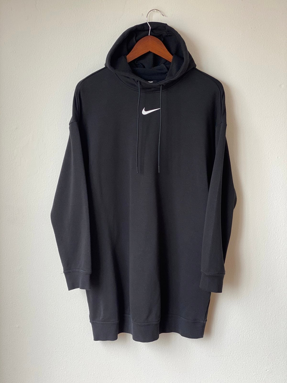 Womens Nike Hoodie Dress Sz S