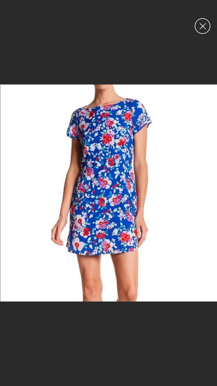 Yumi Kim Blue Love Potion Shift Dress