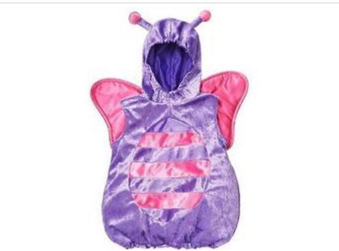 Koala kids toddlee butterfly costume