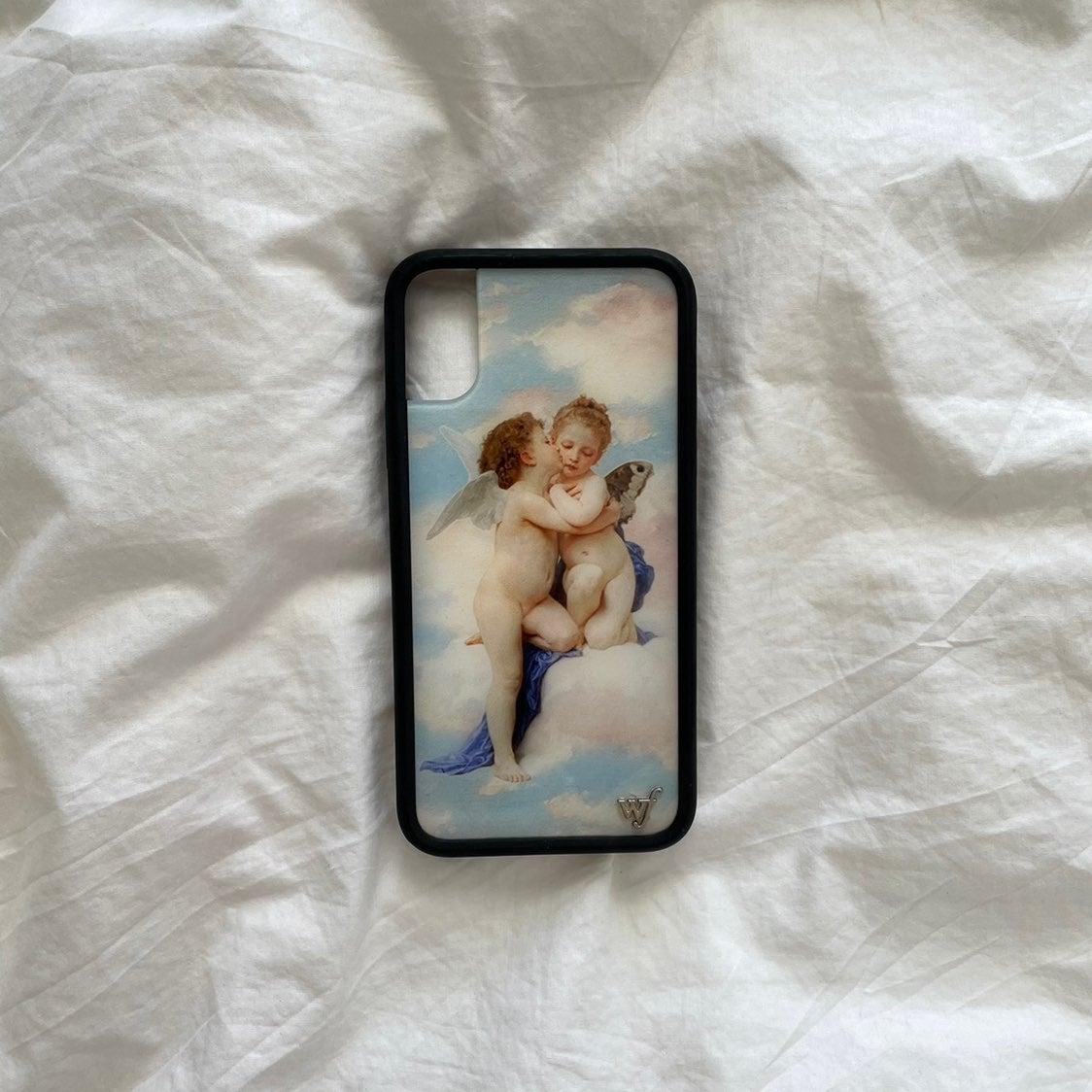 Wildflower Angels iPhone X/XS Case