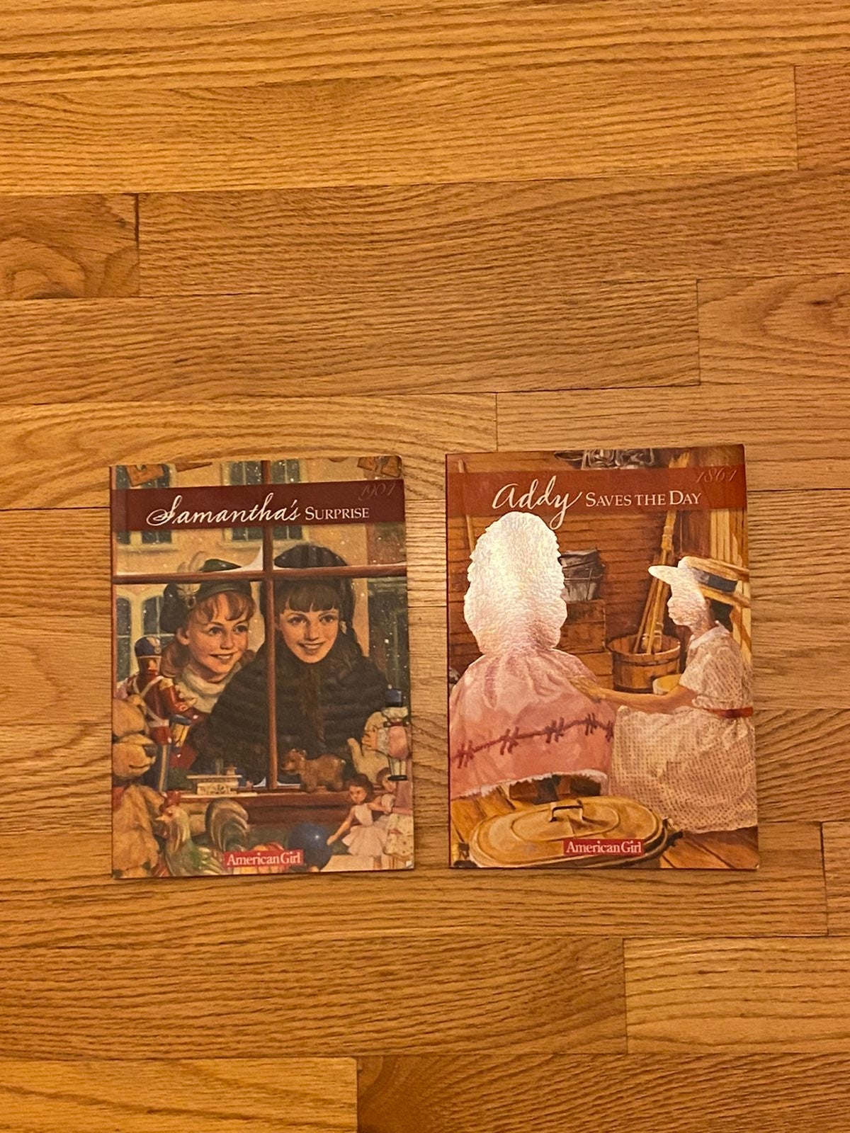 American Girl books