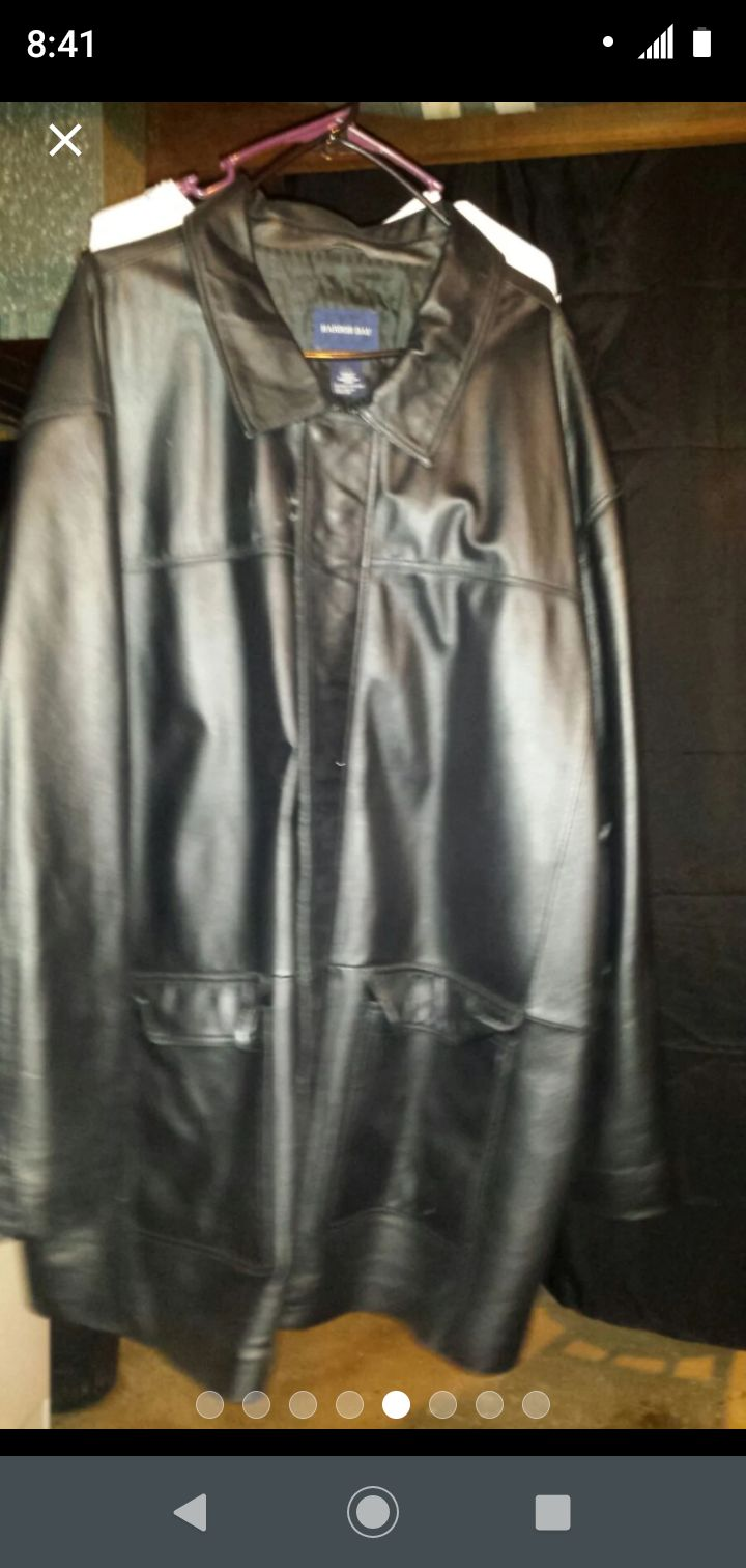 Men's Harbor Bay Leather Jacket