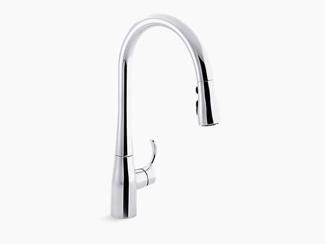 single-hole or three-hole kitchen sink f