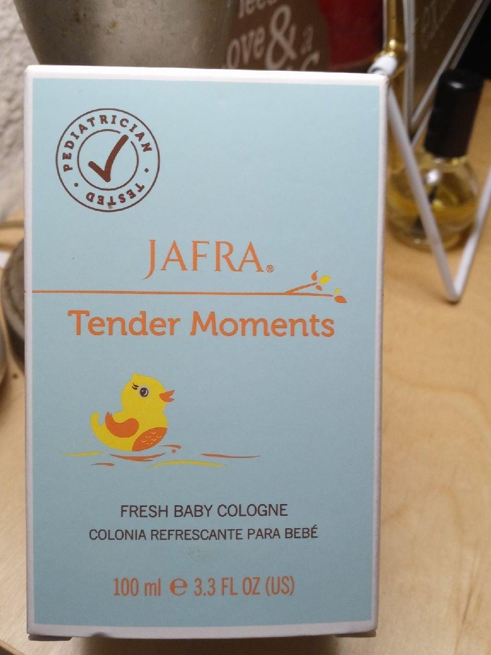 Jafra Tender Moments Baby Cologne