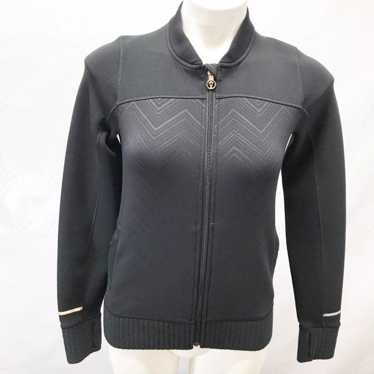 Ivivva Zip Up Sweatshirt Jacket Size 14