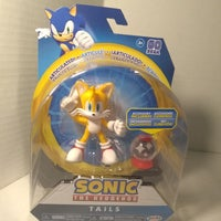 Sonic The Hedgehog Action Figures Mercari