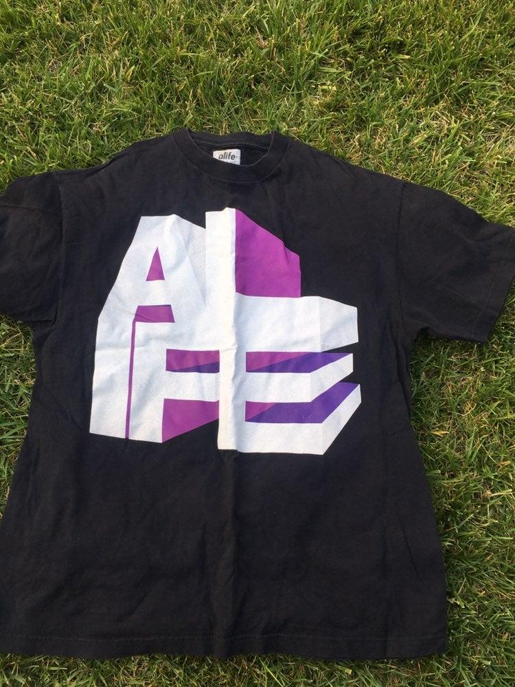 ALife nice black tee swag hipster tshirt