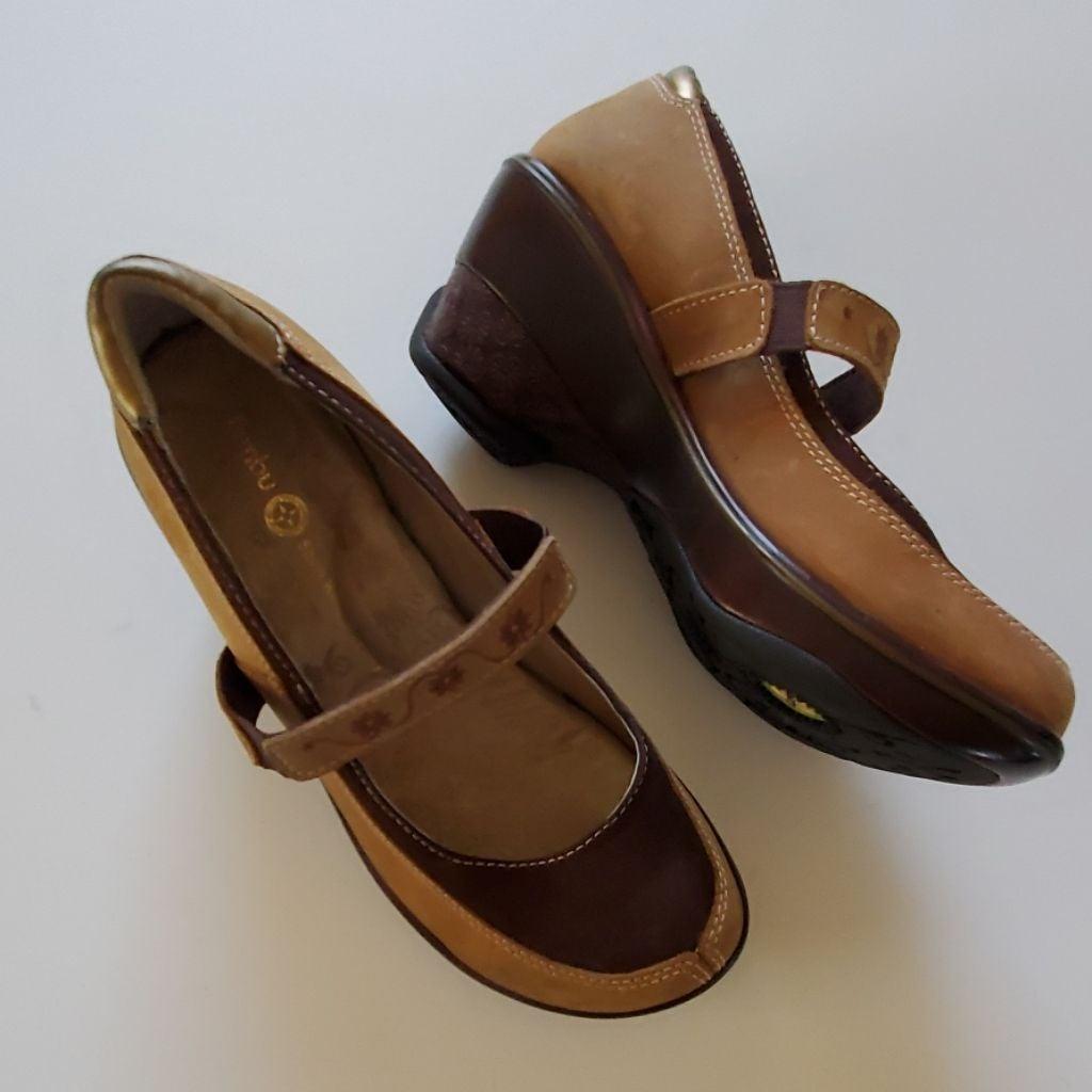 jambu mary jane platform shoes size 7