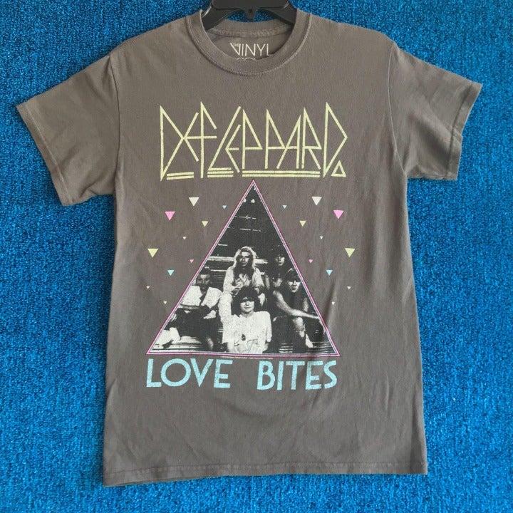 Def Leppard love bites XS t-shirt