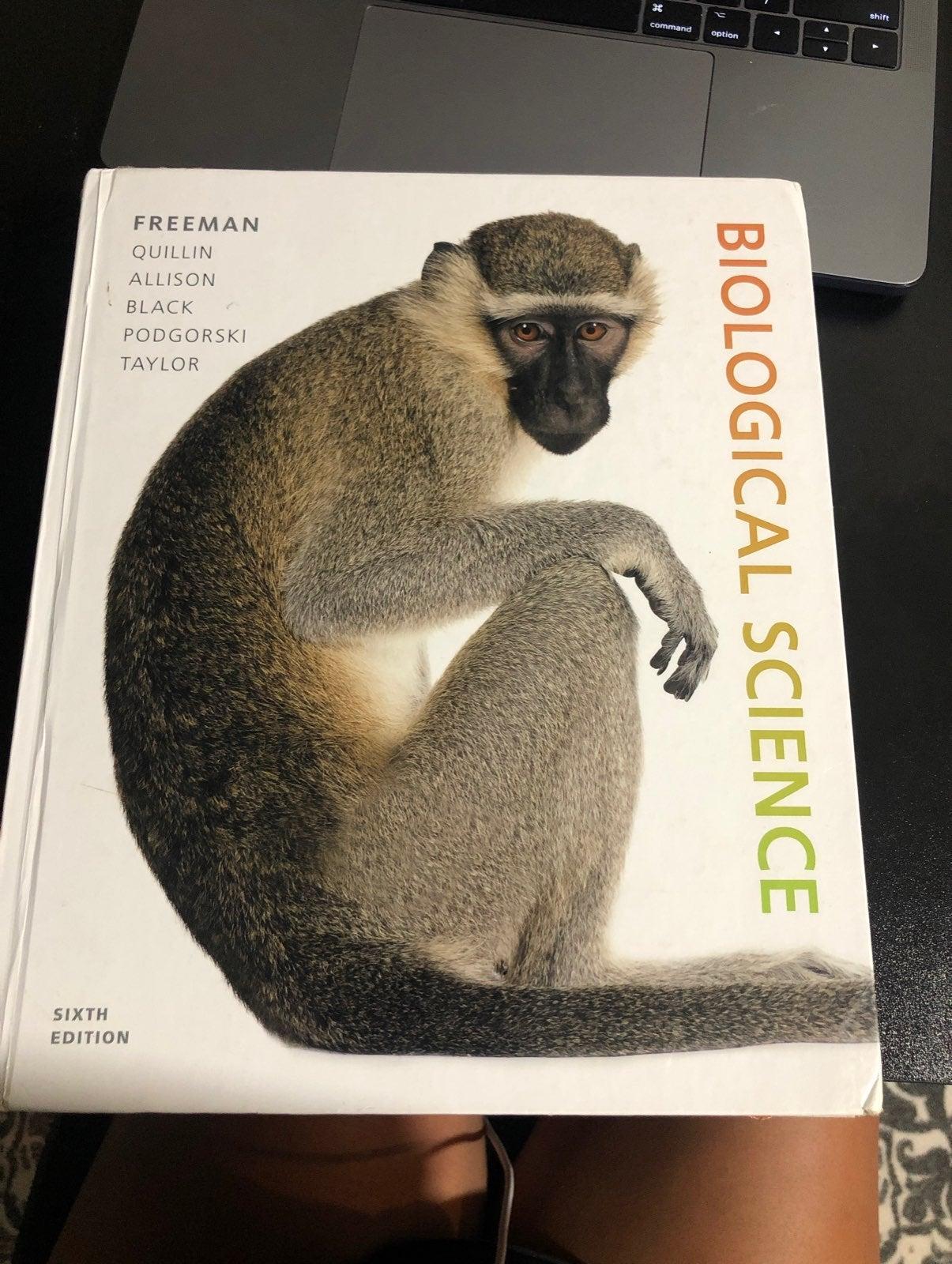 Biological science freeman
