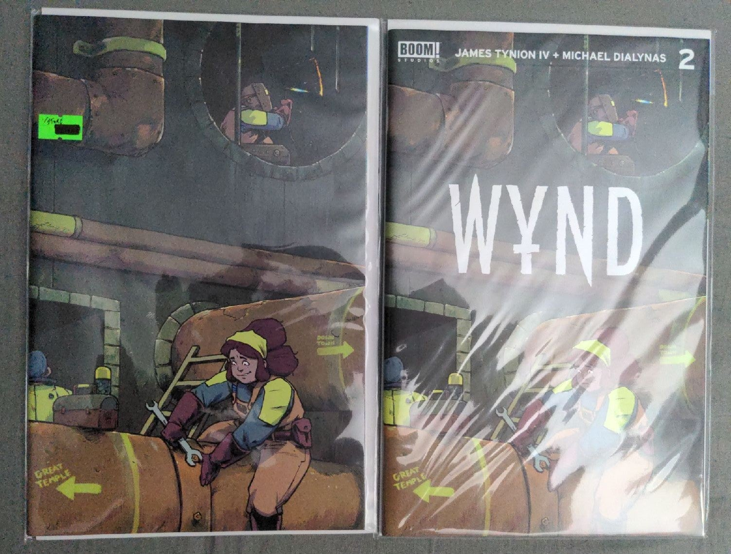 Wynd 2 One Per Store Variant & Cover A