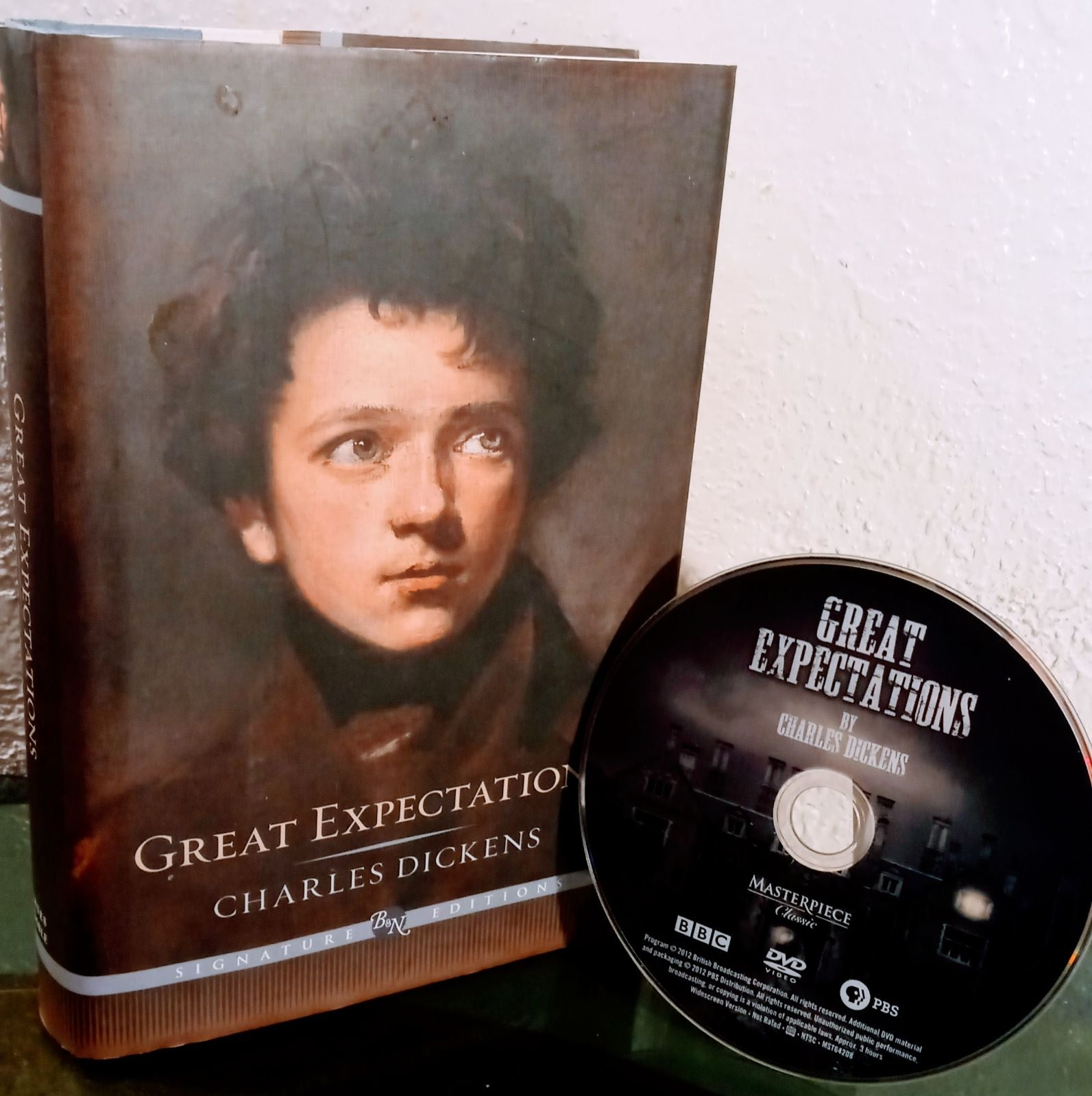 Great Expectations signature edition boo