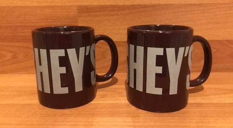 Hershey's Mug - Ser of Two