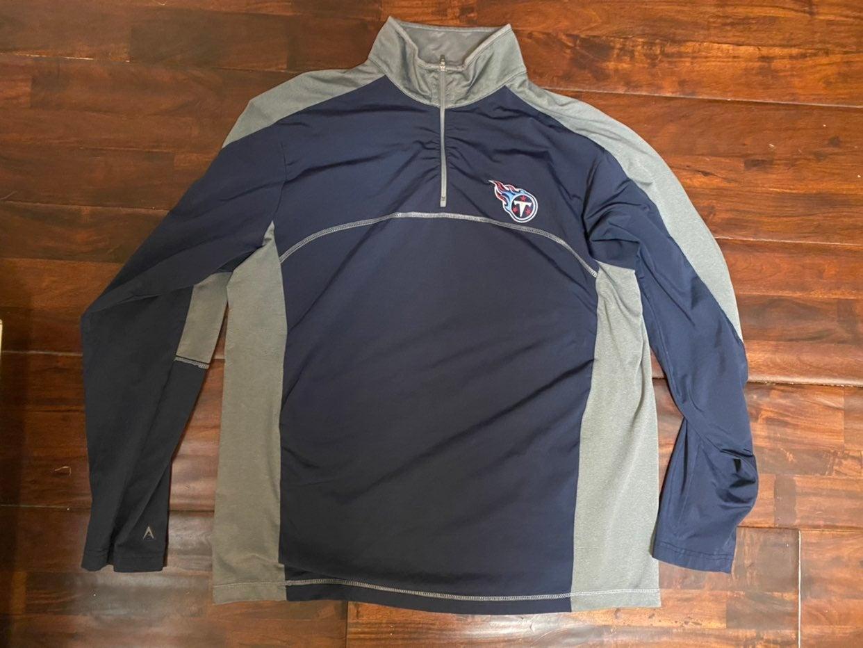 Tennessee Titans men's quarter zip