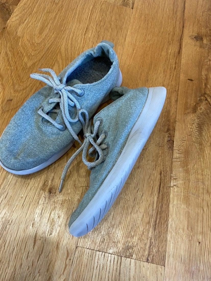 Allbirds wool running sneakers