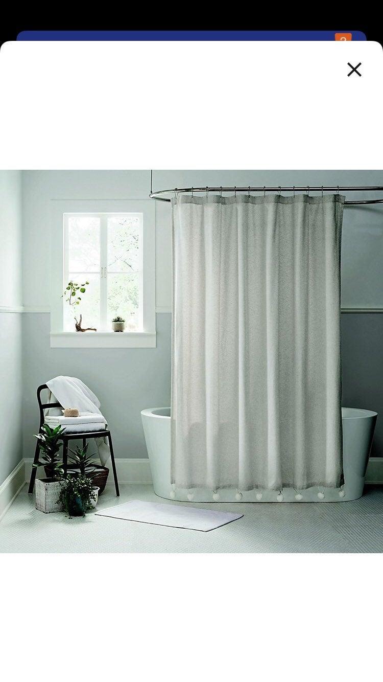 UGG Toro Shower Curtain