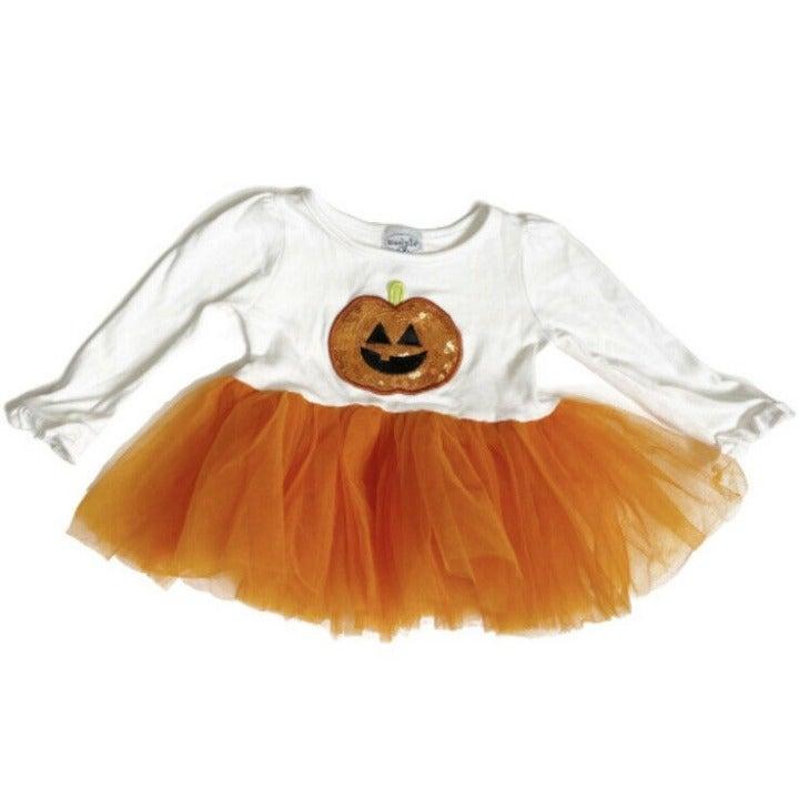 Mud Pie Halloween Dress Baby Girl 9 Mo