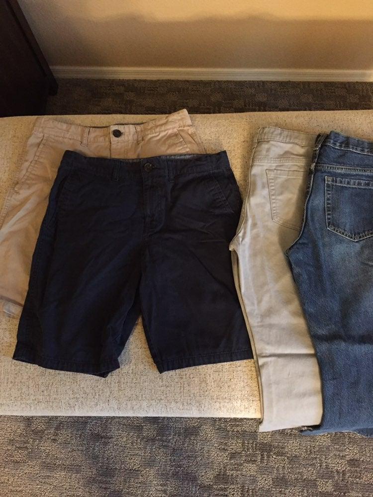 Boys 14 Husky shorts and pants