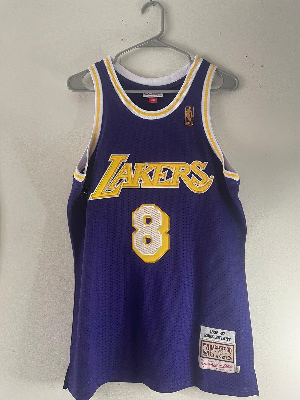 Kobe Bryant Large Jersey
